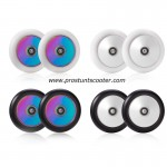 Air Wheels 110mm , Brand New Air Scooter Wheels 120mm  , UFO Scooter Wheels, Hollow Core Wheels 110mm  120 mm