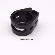 Black 2-Bolt Stunt Scooter Clamp Factory Wholesale, Cheap Pro Scooter Clamps Factory Wholesale, Stunt Scooter Proto Clamp