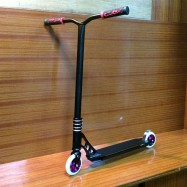 2015 Newly Listed Pro Scooter, Black Forged Bridge Scooter, Cheap Stunt Pro Scooter Promotion
