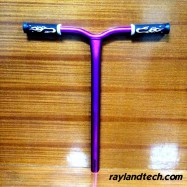 China Cheap Pro Scooter Bars  Factory Wholesale,Professional CNC Machined Stunt Scooter Bar, Kick Scooter Handle Bars