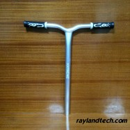 Aircraft Aluminum Alloy Pro Stunt Scooter Bars Promotion,  China Cheap Kick Scooter Bars For Sale, Freestyle TricK Scooter Bars Promotion