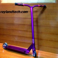 Purple Cheap Stunt Scooters wholesale from China Manufacturer,China Cheap Pro Scooters Wholesale, Cheap Kick Scooters for sale