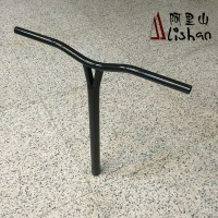 4130 Chromoly Steel T bar For Sale,Rainbow Pro Scooter Bars Wholesale,High Quality Stunt Scooter Bars On Sale
