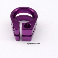 Purple 2-Bolt Pro Scooter Clamp For Sale, China Cheap Pro Scooter Clamps Factory Wholesale, Cheap Stunt Scooter Clamps from Alibaba