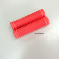 Red Pro Scooter Handlebar Grips, Scooter Grips, Red Scooter Grips