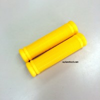 Yellow Freestyle Scooter Grips For Sale, Yellow Scooter Grips Factory Wholesale, Cheap Scooter Handlebar Grips For Sale
