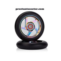110mm Neo Chrome Scooter Wheels , 110mm Metal Core Wheels ,Cheap Pro Scooter Wheels, Best Stunt Scooter Wheels,110mm Kick Scooter Wheels